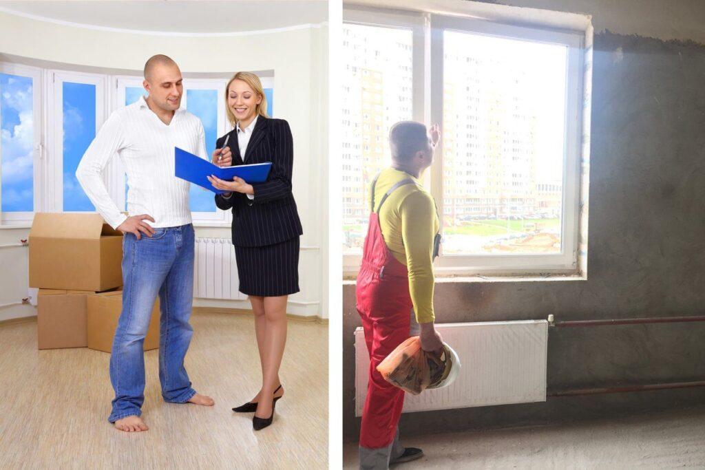 Приём квартиры от застройщика