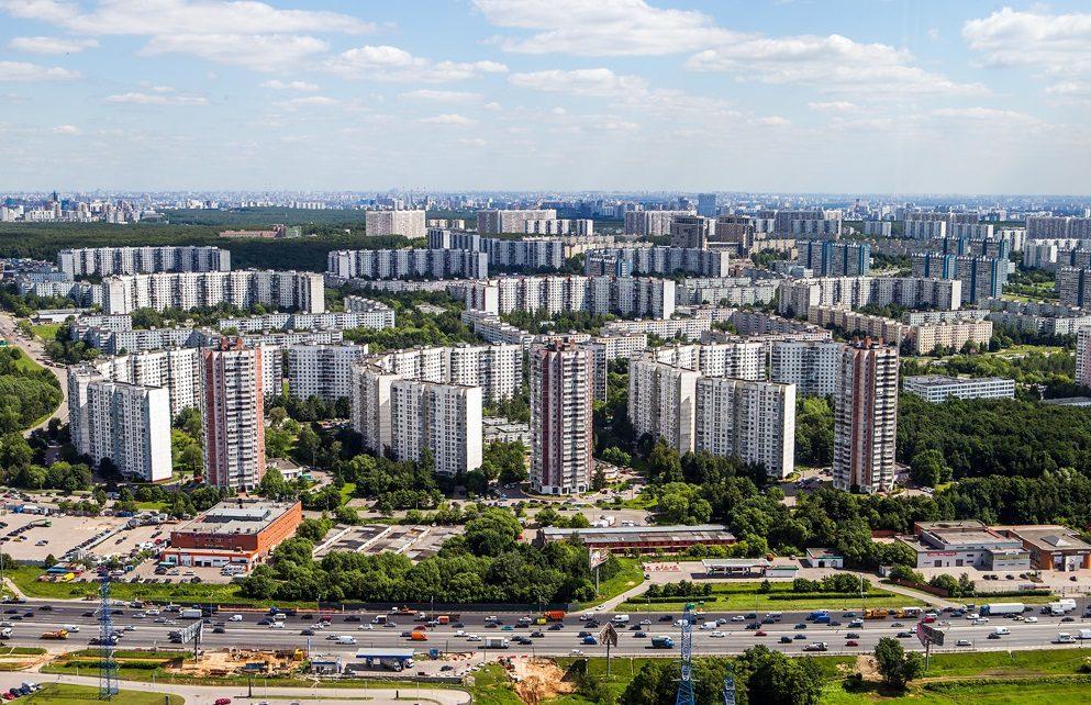 Новостройки Москва