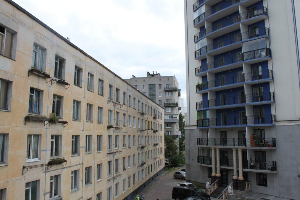 Реновация в СПб