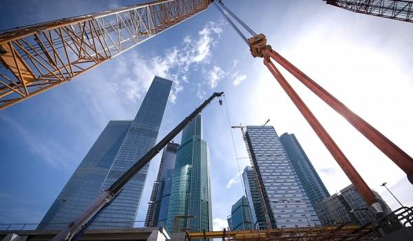Новые дома в центре москвы