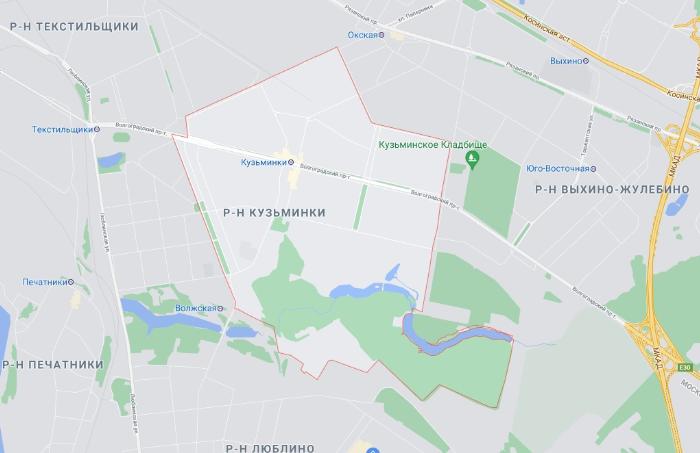 Реновация в Кузьминках