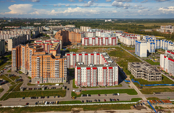 Колпинский район Санкт-Петербурга