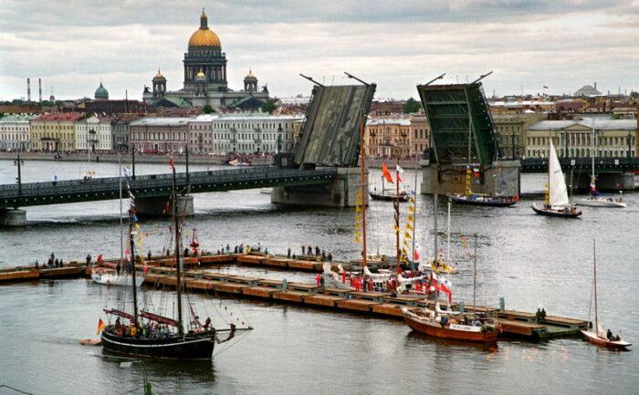 Где жить в Петербурге